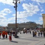 モスクワ(バルト三国14:リトアニア:ロシア)