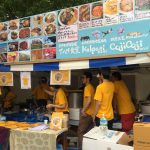 『アハサ食堂』『カルパシ』『コジコジ』3店のコラボプレートがいただけた!「スリランカフェスティバル2017」