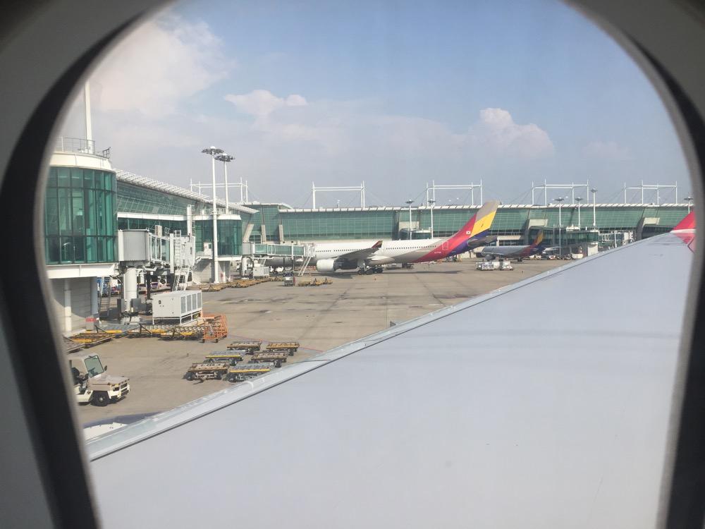 成田〜アルマトイ【キルギス旅①】