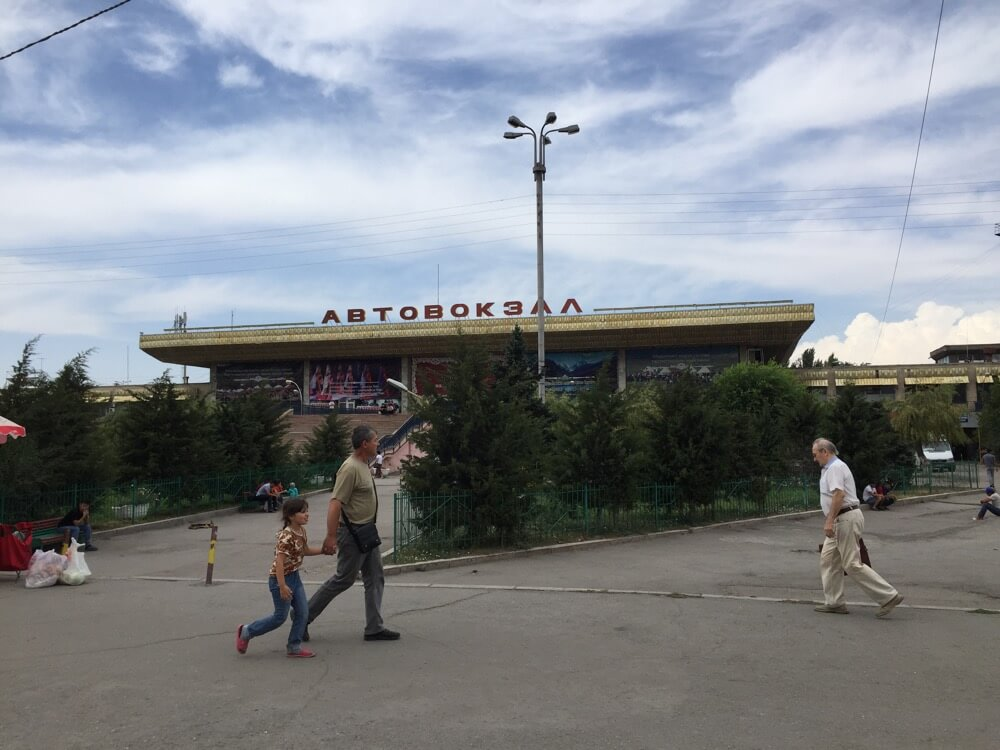 ボコンバエバ〜ビシュケク【キルギス旅⑨】
