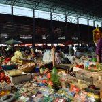 ビシュケクの食はここにあり!市内最大の市場「オシュ・バザール」(キルギス・ビシュケク)