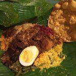 スリランカカレーのバナナリーフ包みが絶品!『アプサラ レストラン&バー』@高田馬場