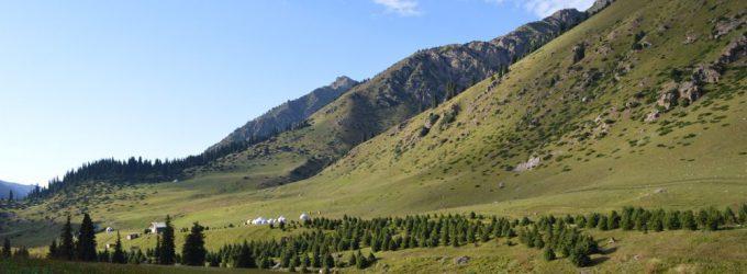 アルティン・アラシャン(キルギス)
