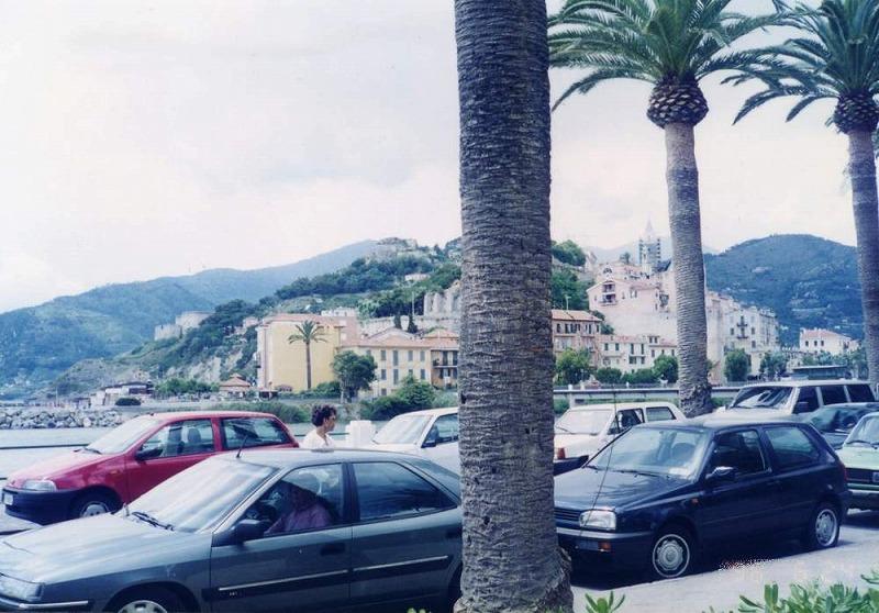 イタリア、ベンチミグリア