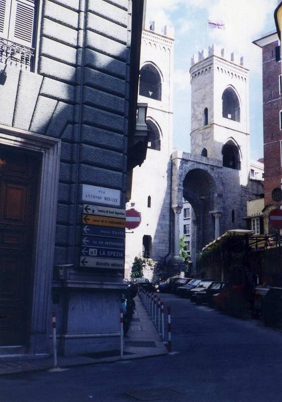 イタリア、ジェノヴァ
