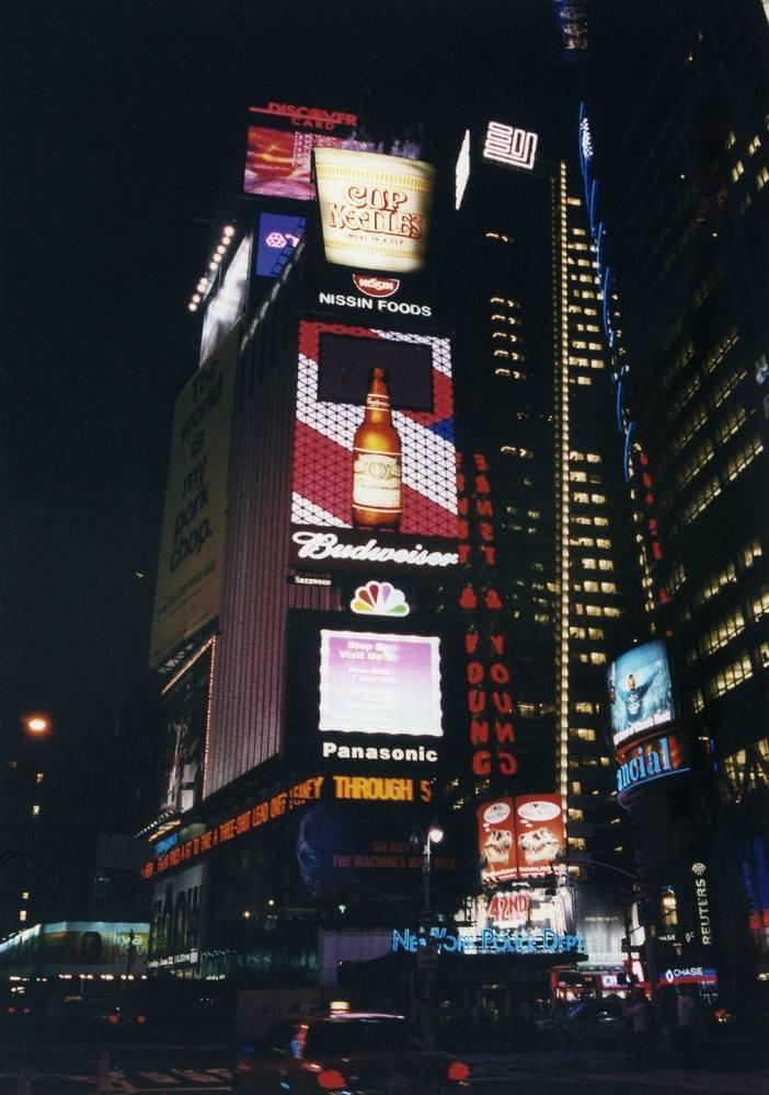 アメリカ、ニューヨーク