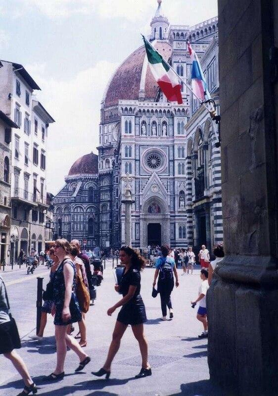 イタリア、フィレンツェ