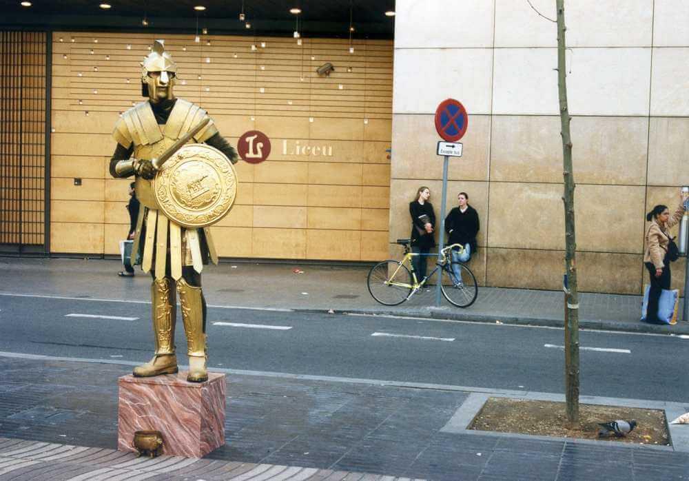 スペイン、バルセロナ
