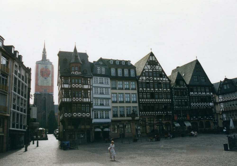 ドイツ、フランクフルト