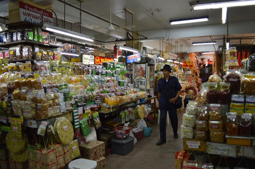 ワロロット市場【タイ・チェンマイ③】