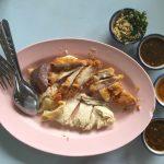 地元でも人気のカオマンガイの有名店『キャット・オーチャー』@タイ・チェンマイ