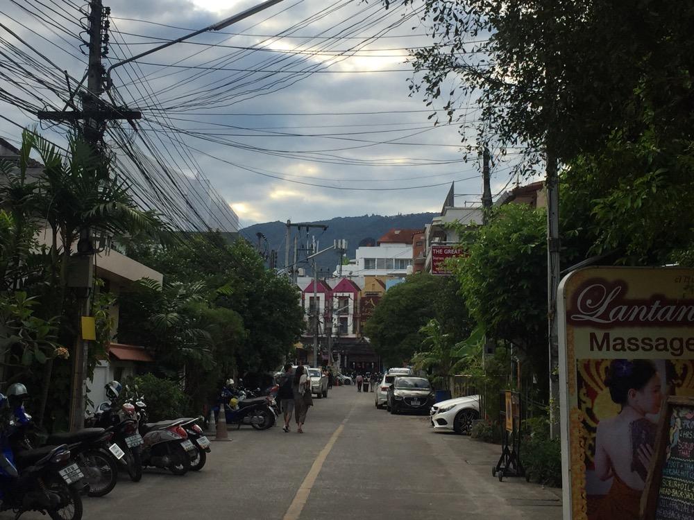 ニマンヘミン、スパ・ランタナ【タイ・チェンマイ⑤】