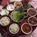 『フアン・ペン』★北タイ料理が勢ぞろいしたプレート「カントーク」を堪能!@タイ・チェンマイ