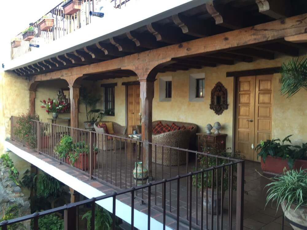 Hotel Mesón de María【グアテマラ②:アンティグア 】