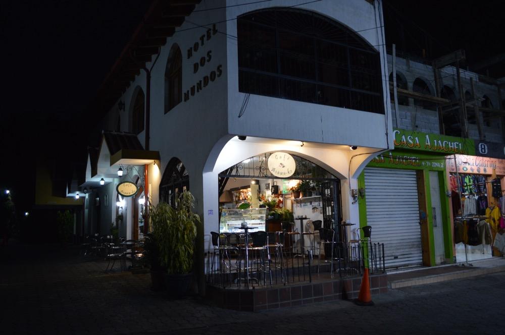 Cafe Asawa-ko【グアテマラ③:パナハッチェル 】