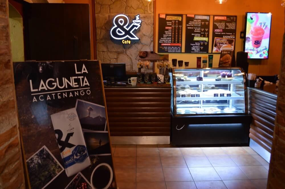 &Cafe【グアテマラ⑤:パナ~アンティグア】
