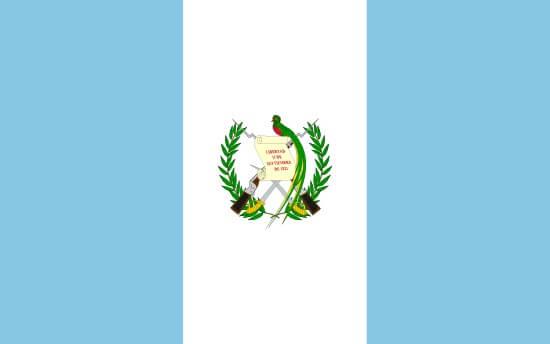 グアテマラ国旗