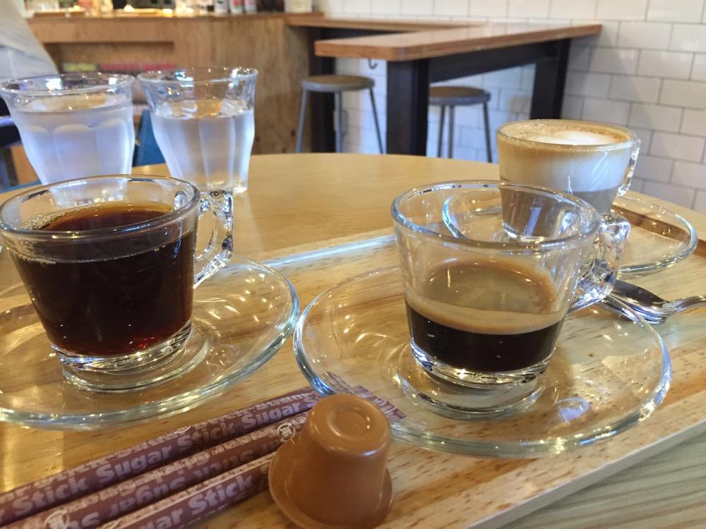代々木上原、トモカコーヒー