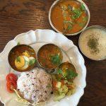 住宅街のただ中にあるセンスの良い素敵なカレー屋さん『San curry(サンカリー)』@鵠沼