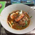 『ピーオー(P'Aor)』★美味すぎ!バンコクで一番のトムヤムクンヌードル@バンコク