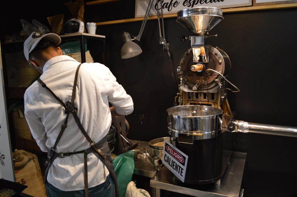 KIRI CAFE【コロンビア②】