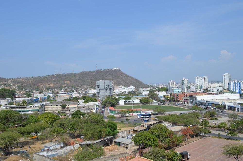 カルタヘナ②(サン・フェリペ要塞)【コロンビア15】