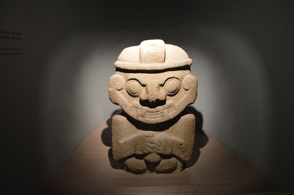 ボゴタ②(黄金博物館)【コロンビア③】
