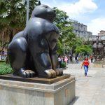 コロンビア第二の都市メデジン★ボテロ広場&サロン・マラガ【コロンビア旅行⑧】