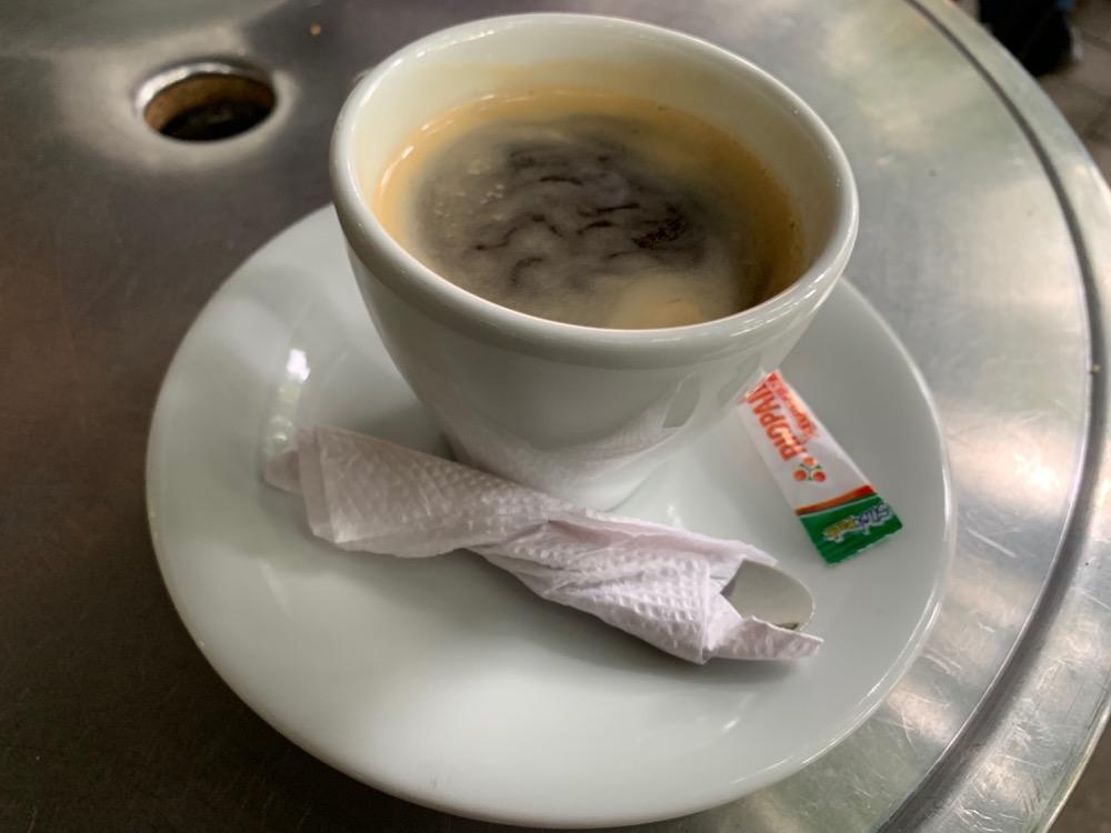 メデジン(EL BUHO CAFE)【コロンビア⑦】