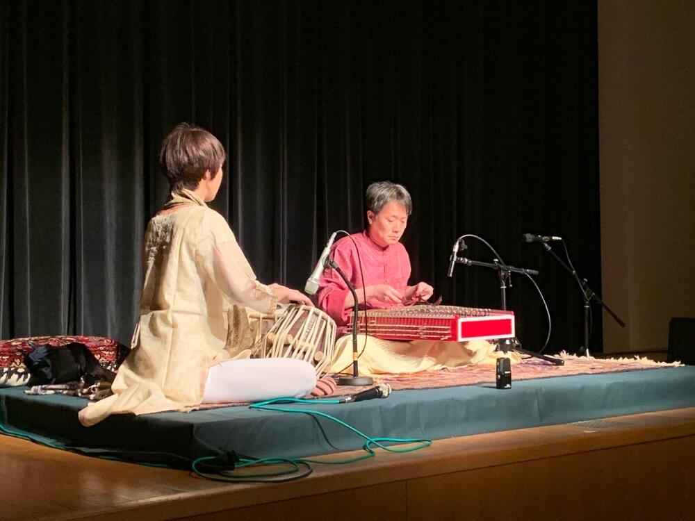 ラケーシュ・チョウラシア来日公演