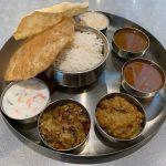 『フードタイム』★経堂初の南インド料理店でミールスをいただく@経堂