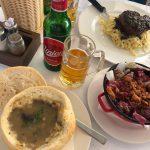 『Sokol』★テラス席が気持ちいい、スロベニア料理がいただける人気店@リュブリャナ