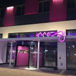 空港から歩いて行けるオシャレで個性的なホテル「MOXY ウィーン エアポート」@ウィーン