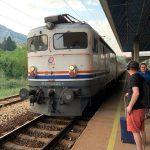 列車に乗ってモスタルからサラエボへ★激動の町サラエボ についてもご紹介【バルカン⑩】