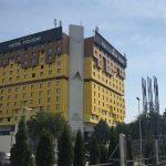「ホテル ホリデー(Hotel Holiday)」★ボスニア紛争時にも営業を続けた歴史あるホテル@サラエボ