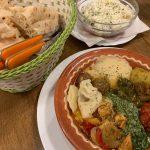 『Sedef』★ボスニア料理の盛り合わせは、必ず食べてほしいオススメの一品@サラエボ