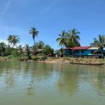 パクセーからバスとボートを乗り継いでシーパンドンのコーン島へ!【タイ・ラオス④】