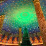 インスタ映えのカラフル寺院「ワット・パクナム」を訪問★ in バンコク【タイ・ラオス⑦】