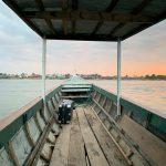 コーン島からボートと車と飛行機を乗り継いでバンコクへ【タイ・ラオス⑥】