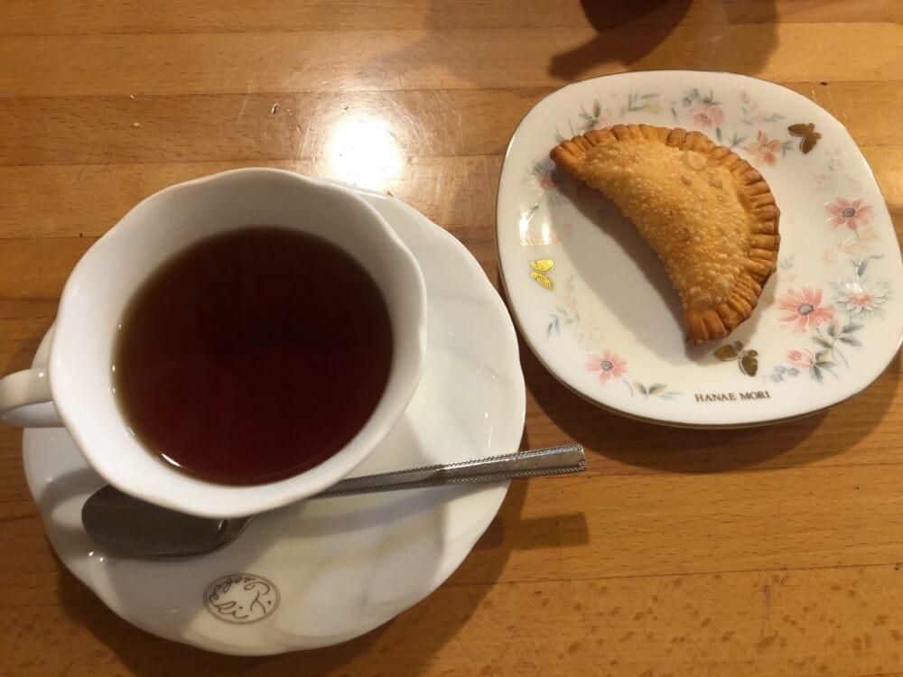 大宮、紅茶屋さん