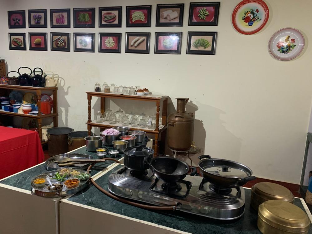 カライクディ①(アンティーク・料理教室)The Bangala(ホテル)【南インド(タミル)③】