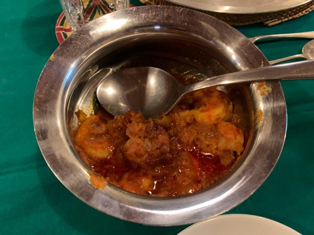 The Bangala(レストラン)【南インド(タミル)③】