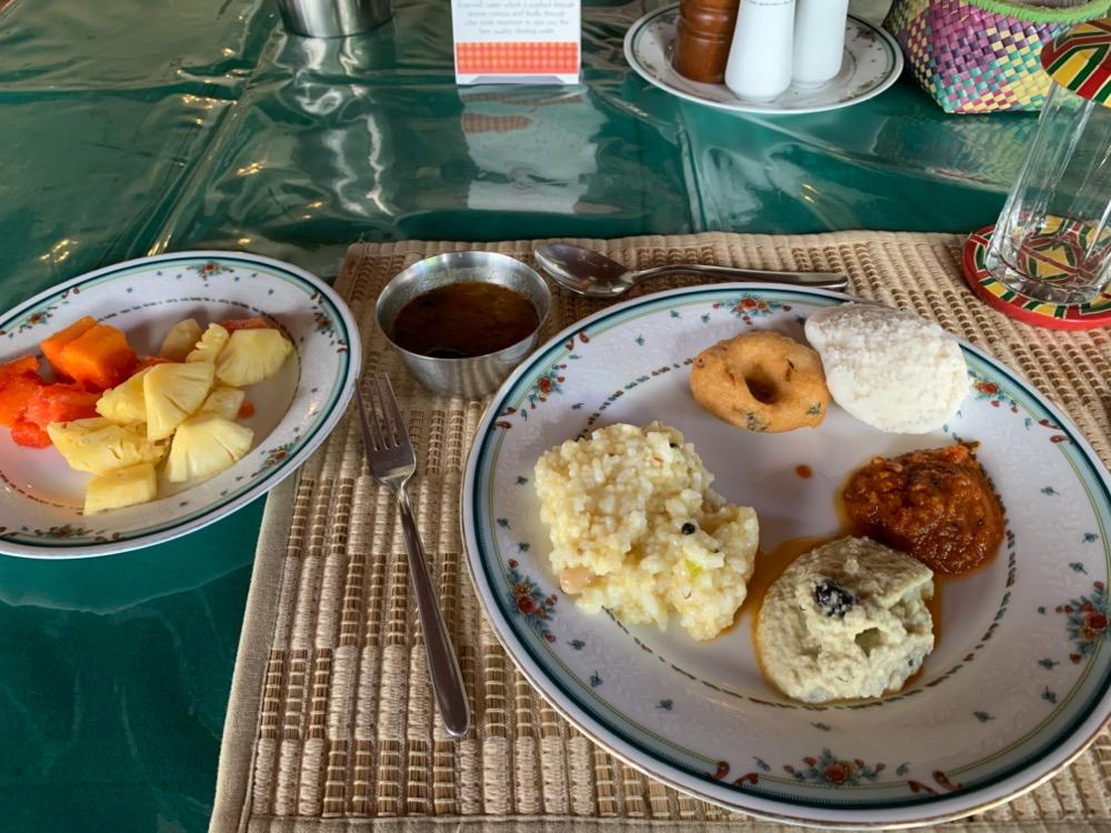 The Bangala(レストラン)【南インド(タミル)④】