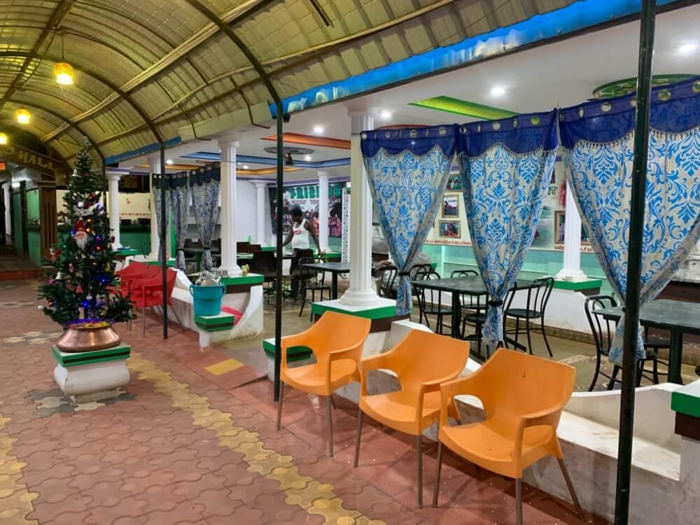 Friends Restaurant 【南インド(タミル)⑥】