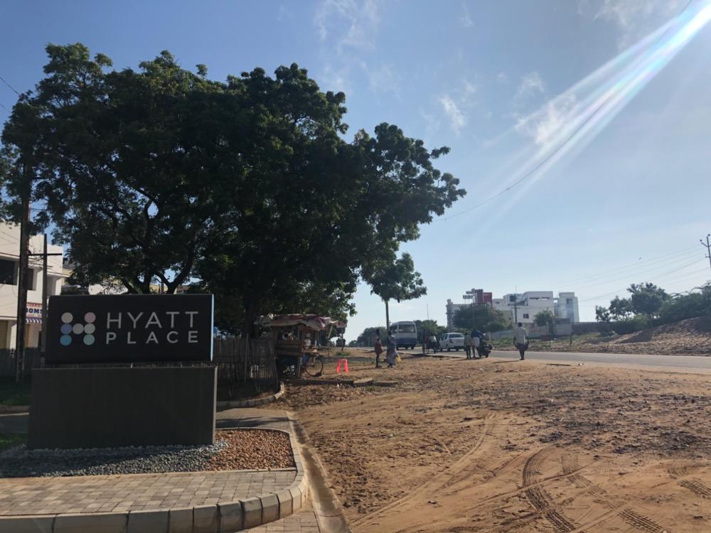 Hyatt Place Rameswaram【南インド(タミル)⑦】