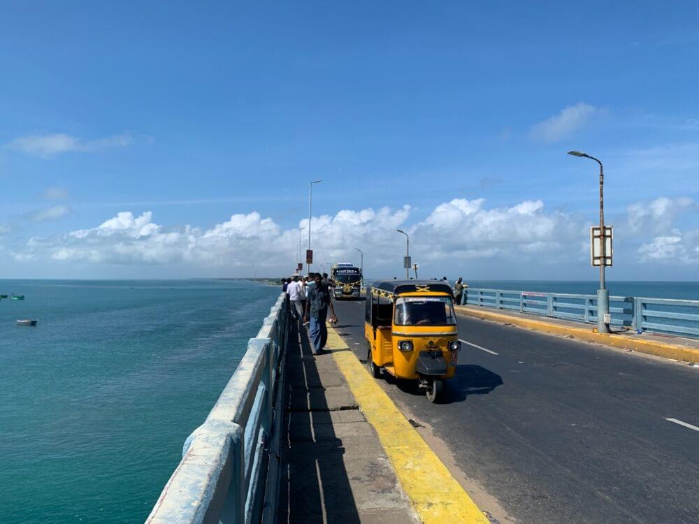 パンバン橋【南インド(タミル)⑨】