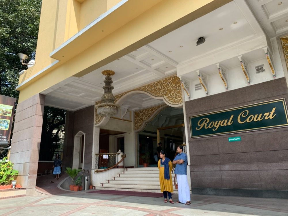 Royal Court 【南インド(タミル)⑩】