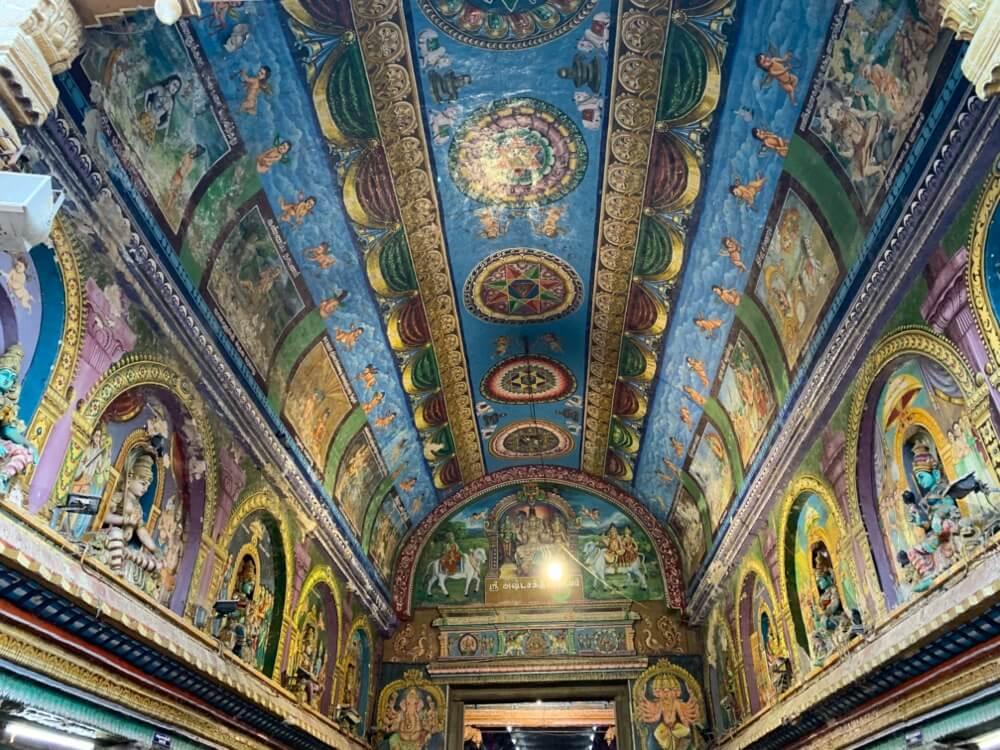 マドゥライ(サラスワティテキスタイル・ミナークシ寺院) 【南インド(タミル)⑪】