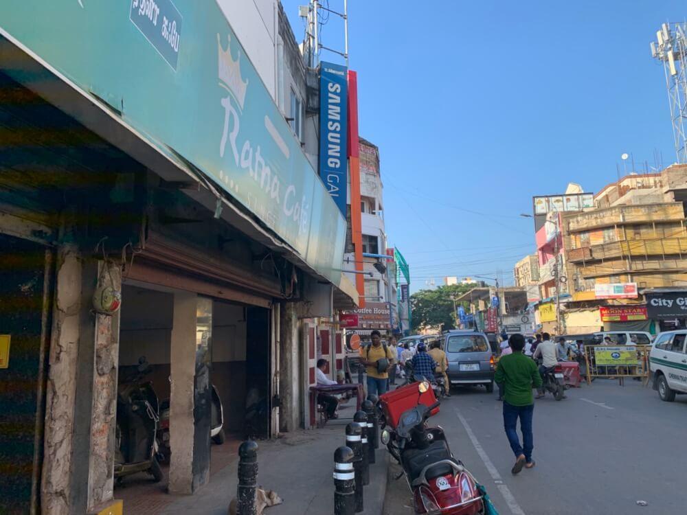ラトナカフェ【南インド(タミル)⑫】