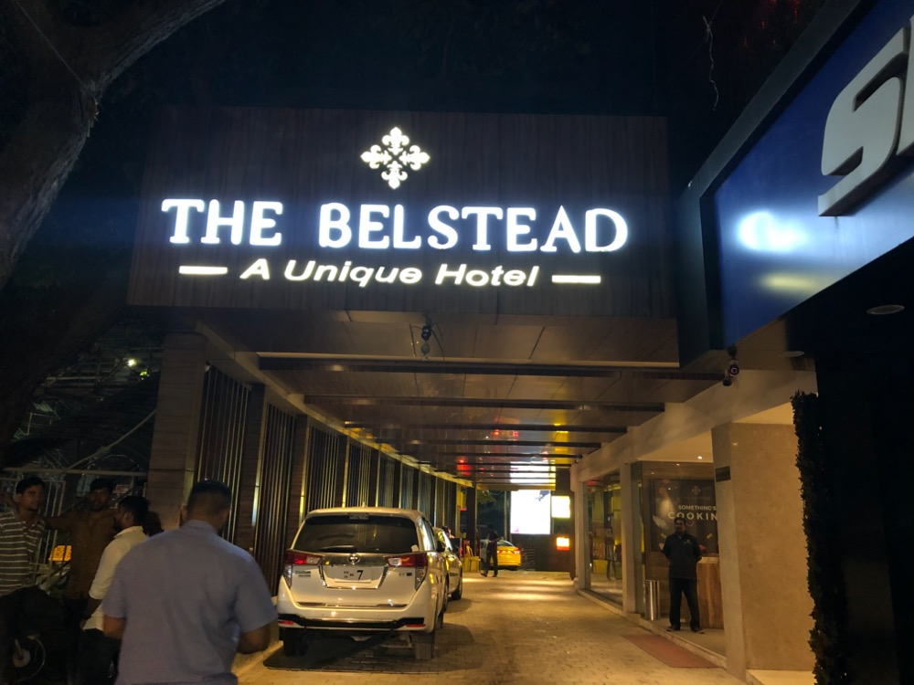 The Belstead【南インド(タミル)⑫】